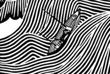 Linocut - Woodcut