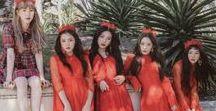 RED VELVET / K-Pop girl group Red Velvet