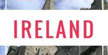 Ireland Travel / Dublin, The Cliffs of Moher, Galway, Killarney... Ireland needs no magic - it's just simply beautiful.