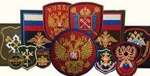 Вышивка армейских шевронов / Машинная вышивка шевронов на военную форму ВС РФ