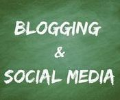 Blogging | Social media / Blogging and social media pins to teach blogging rookies like me how to improve