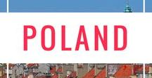 Poland Travel / Poland is culturally rich with ancient buildings, warm people, and some of the best food in Europe!