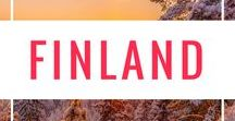 Finland Travel / Helsinki is stunning, and Finland is one of the happiest countries in the world. See the best things to experience in Finland!