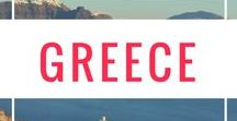 Greece Travel / Greece - the cradle of Western Civilization. Athens, Santorini, Crete - it's all here. See the best things to do in Greece.