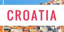 Croatia Travel / Croatia travel tips and guides, including Split and Dubrovnik.
