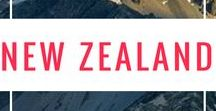 New Zealand Travel / Travel in New Zealand, including Christchurch, Wellington, and Auckland