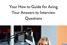 Interview Tip and Hints / Interview hints and tips to help you succeed