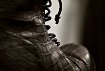Schuhe & Kunst / Inspirationen - Schuhe künstlerisch präsentiert
