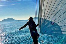 Vela nel Mediterraneo / Charter Sailing