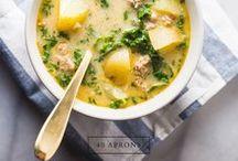 Food - Soup Recipes