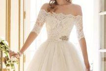 Weddings - Sleeved Dresses