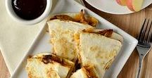 Quesadillas / You'll get traditional and fun takes on the traditional quesadilla ideas