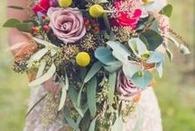 Weddings - Flowers - Colorful
