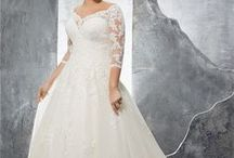 Weddings - Dresses - Plus Size