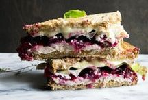 Sandwich Recipes / glorious sandwich recipes. Full of ideas and ingredients you may never have thought of!