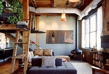 Dream Homes & Spaces / by Kate M