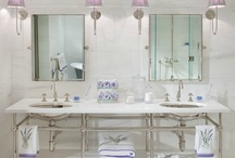 The Home  ~  Bath Rooms - /  where necessities are taken care of / by Barbara Ward