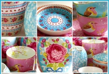 China & Dish Collections / by Joan Parsons