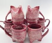 JackpotsPottery / Handbuilt, fun, funky, functional pottery for your table or gift giving, Designed, created and brought to market by Jackson Gray of Jackpots!