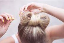 Beauty   Hair / Todo sobre el pelo: Trucos, tutoriales para hacerte todo tipo de peinados, cortes de pelo...