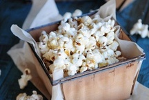 pop pop popcorn / by Georgeanne Yehling