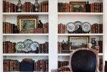 library / a place to read / by Teresa Andersen