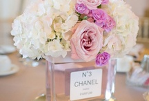 "Chanel, of Course / It has been said of ""Coco"" Chanel that ""throughout ...her life she would work unremittingly as both craftsman and business woman, imposing her personal conception of the art of dressing upon an ever-increasing clientele."" Charles-Roux Edmond. / by Black Peony"