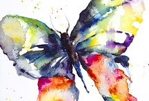 Watercolor / by Joan Parsons