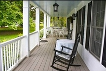 Home Sweet Home - Porch & Patio / by Megan