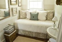 The Home  ~  Downsizing Ideas  / by Barbara Ward