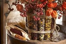 Fall and Thanksgiving Inspiration