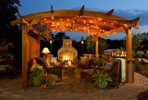 Outdoor Oasis / Oasis in the dessert? No way, how about your own backyard!