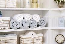 The Home ~ Closet & Dressing Room Organization / by Barbara Ward