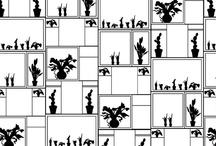 Patterns created by Daphne van Mourik