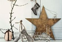 Holiday Inspiration / Ideas and inspiration for holiday decor, diy crafts and more!
