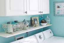Laundry Room / by Rachael