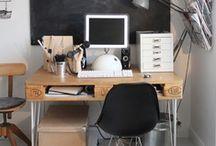 { Desk + Workspace } / by Lydia Glover