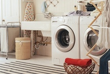 { Laundry } / by Lydia Glover