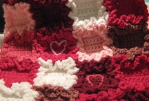 Crochet, Knitting, Cross Stitch, Quilting / by LM