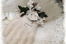 GLOVE me Tender / Vintage Lace Gloves to make you swoon....