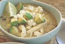 { Soups & Stews } / Dish up some comfort food. / by Lydia Glover