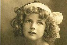 Picture Perfect / Cabinet Cards and Old Photographs...