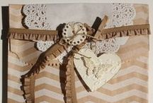 Brown Paper Packages... / Natural wrappings and more~