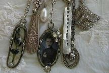 CHATELAINE / Beautiful, Victorian Chatelaines...