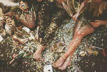 Glitz & Glam / by Georgina Harlan