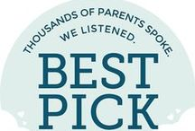 Babylist Best / The top products for baby, recommended by BabyList and thousands of real parents.