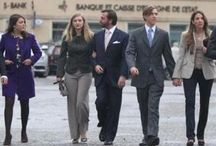 Grand Ducal Family Luxembourg