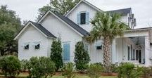Bahama Shutters / Everyone loves Bahama Shutters for adding style and bringing the island feel to a home's exterior.