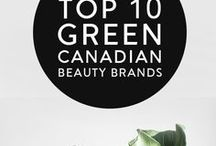 Vegan & Cruelty-free Canadian Beauty Brands / Some of the amazing beauty brands we sell at fair-square.ca. All products on our site are natural, vegan and cruelty-free from socially-conscious Canadian brands.