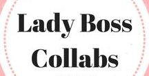 Lady Boss Collaborations / Best collaborations with the LadyBossBlogger. Entrepreneur, fempreneur, bosslady, ladyboss, inspiration, inspirational quotes, ladypreneur, solopreneur, girlboss, blogger, marketing, business tips, inspirational women, blogging, biz, small business, ebook, ecourse, freelance, female boss, female CEO, ladybossblogger. Email ladybossblogger@gmail.com if you'd like to become a contributor.